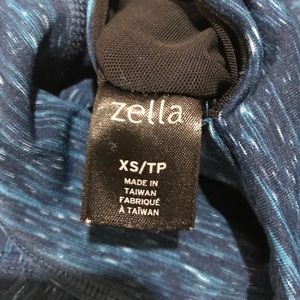 Nordstrom Zella Brand Mid Rise Legging xs